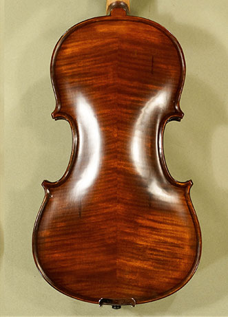 Stained Antiqued 3/4 WORKSHOP 'GEMS 1' Violin on sale