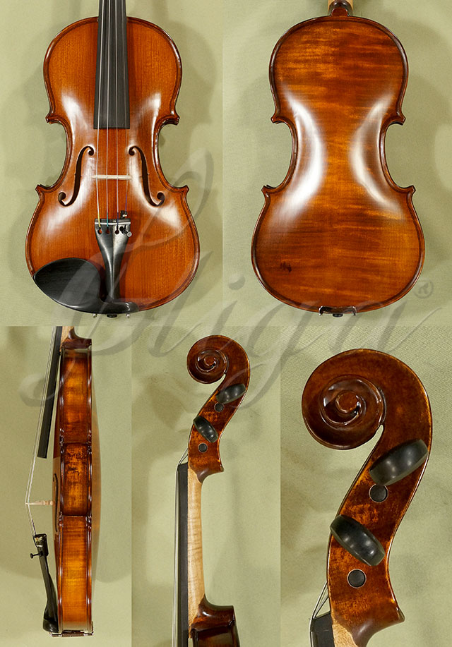 Stained Antiqued 3/4 WORKSHOP 'GEMS 1' Violin