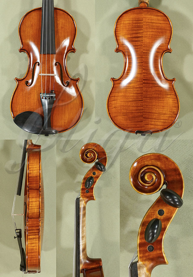 Antiqued 1/2 WORKSHOP 'GEMS 1' Violin