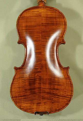 Antiqued 1/2 WORKSHOP 'GEMS 1' Left Handed Violin on sale