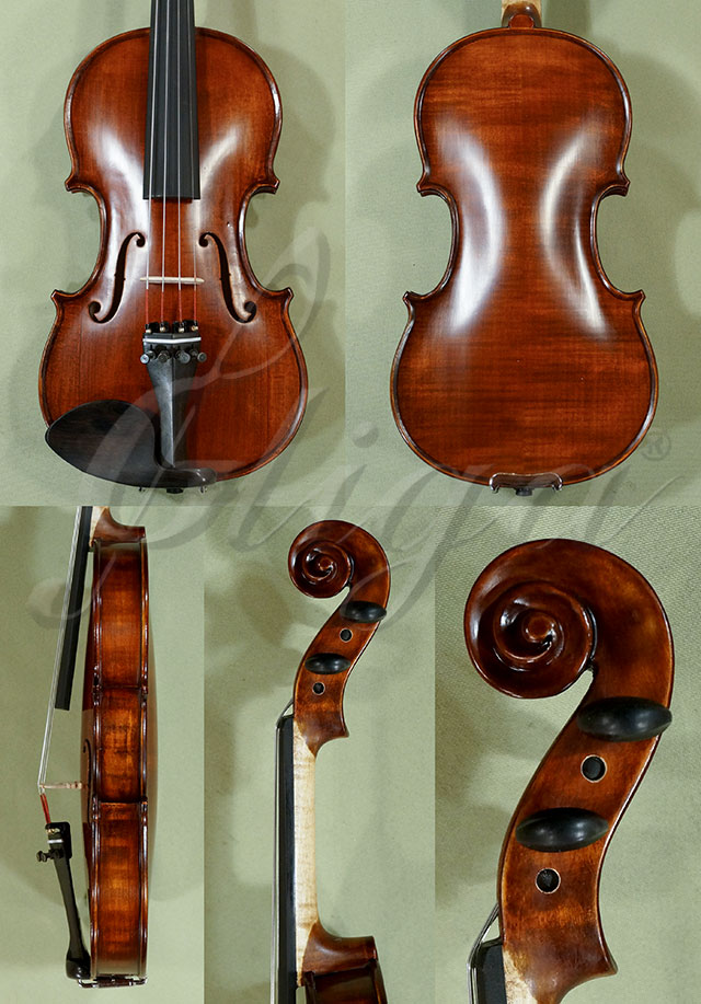 Stained Antiqued 1/4 Student 'GEMS 2' Violin