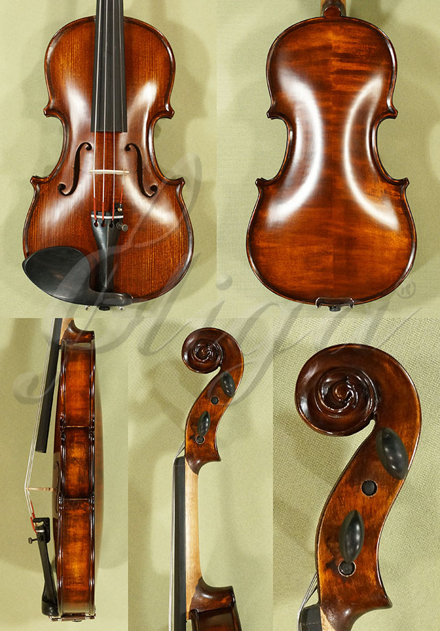 Stained Antiqued 1/8 Student 'GEMS 2' Violin