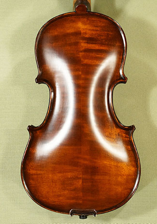 Stained Antiqued 1/8 Student \'GEMS 2\' Violin on sale
