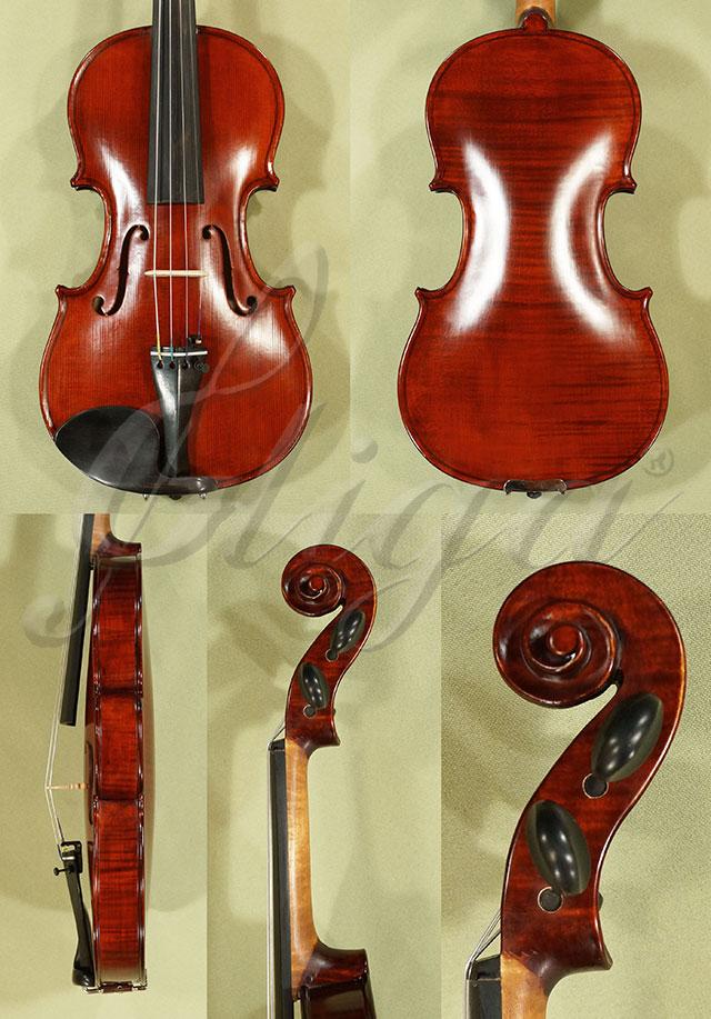 1/2 WORKSHOP 'GEMS 1' One Piece Back Violin