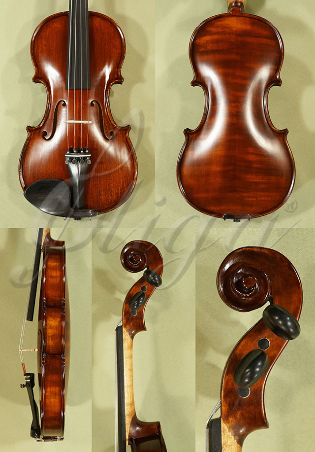 Stained Antiqued 1/2 Student 'GEMS 2' Violin