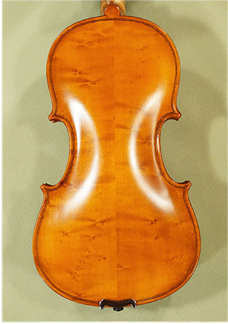 3/4 WORKSHOP \'GEMS 1\' Bird\'s Eye Maple Violin  on sale