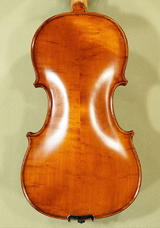 Antiqued 3/4 WORKSHOP 'GEMS 1' Bird's Eye Maple Violin on sale