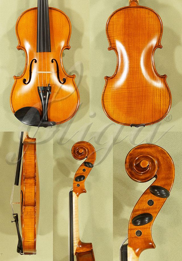 4/4 WORKSHOP 'GEMS 1' Ash One Piece Back Violin