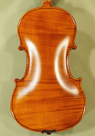 Antiqued 4/4 WORKSHOP 'GEMS 1' One Piece Back Violin 'Guarneri' on sale