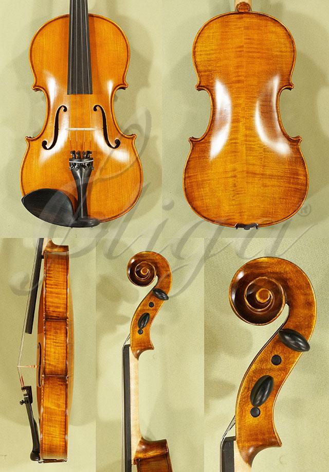 "Antiqued 16"" ADVANCED Student 'GEMS 2' Viola"