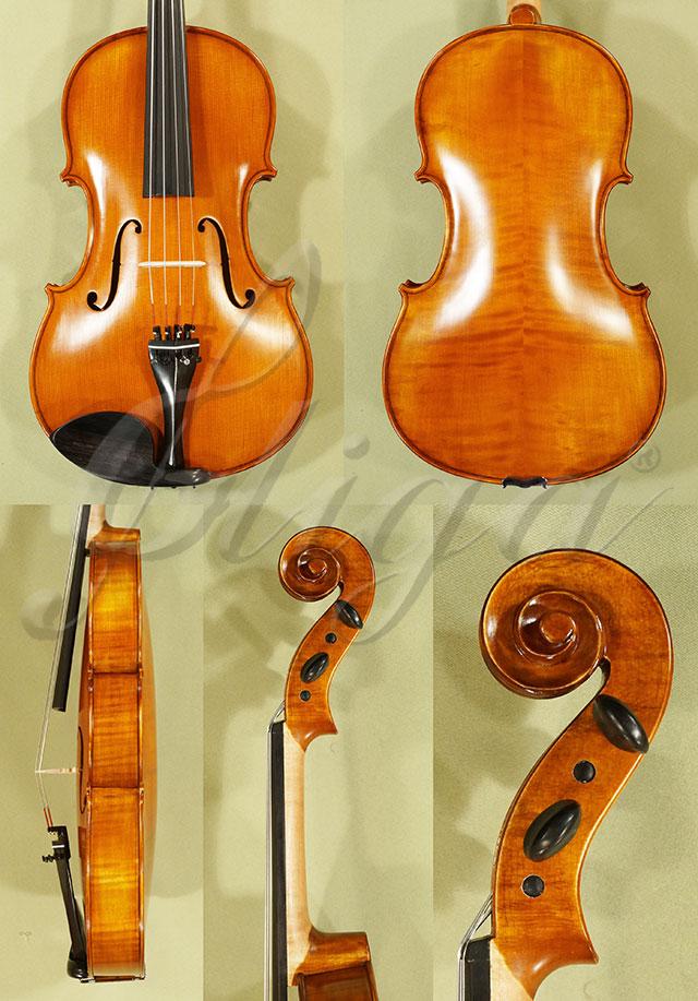 "Antiqued 17"" ADVANCED Student 'GEMS 2' Viola"