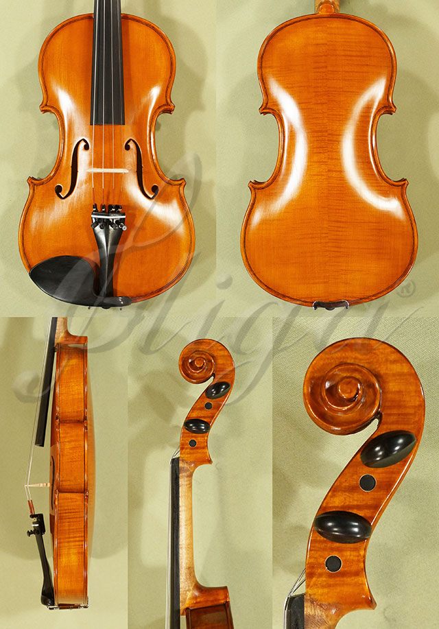 Antiqued 4/4 Student 'GEMS 2' Violin 'Guarneri'