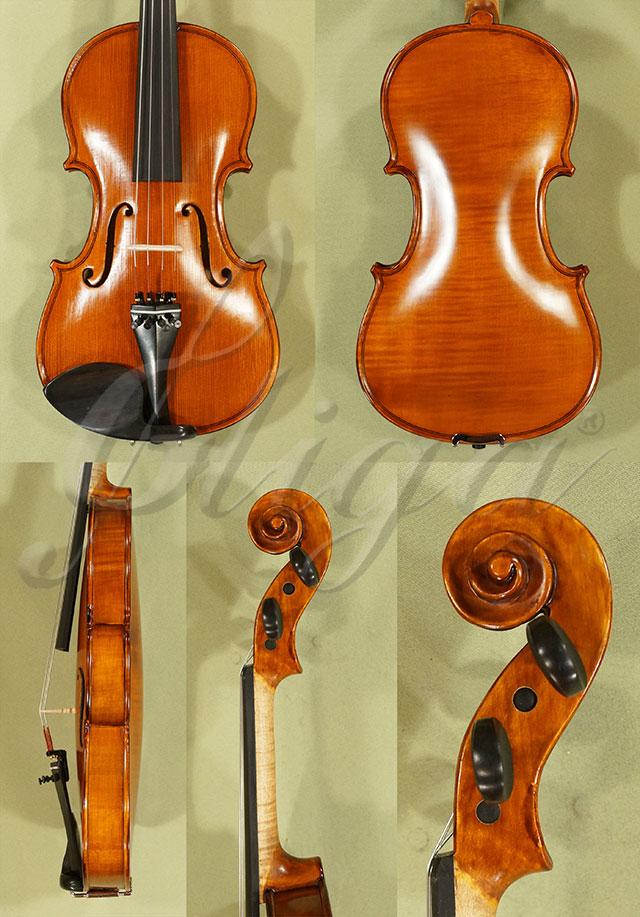 Antiqued 3/4 Student 'GEMS 2' One Piece Back Violin