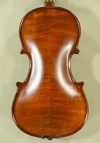 Stained Antiqued 3/4 School \'GENIAL 1-Oil\' Violin on sale