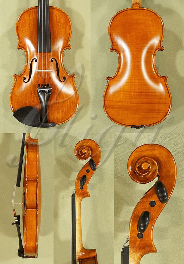 Antiqued 7/8 Student 'GEMS 2' One Piece Back Violin