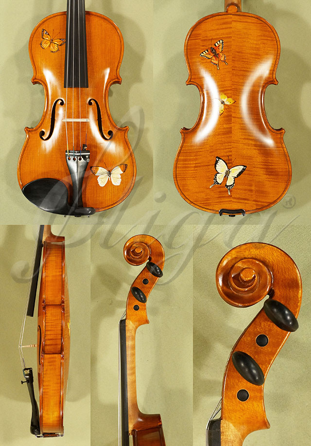 3/4 WORKSHOP 'GEMS 1' Butterflies Violin