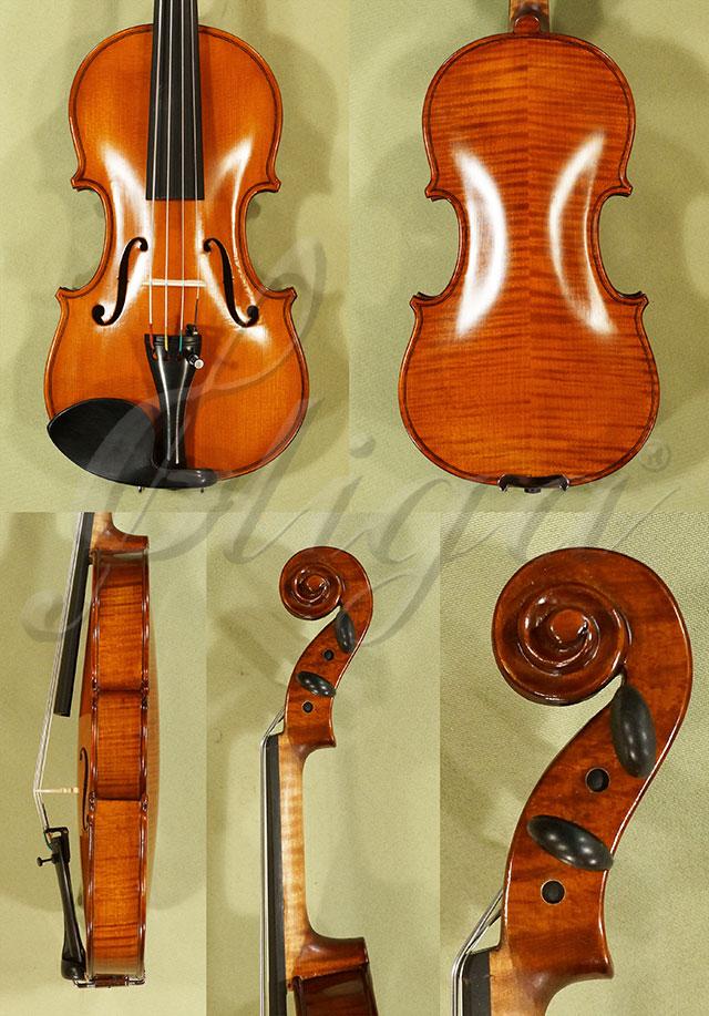 """Antiqued 11"""" WORKSHOP 'GEMS 1' Viola"""