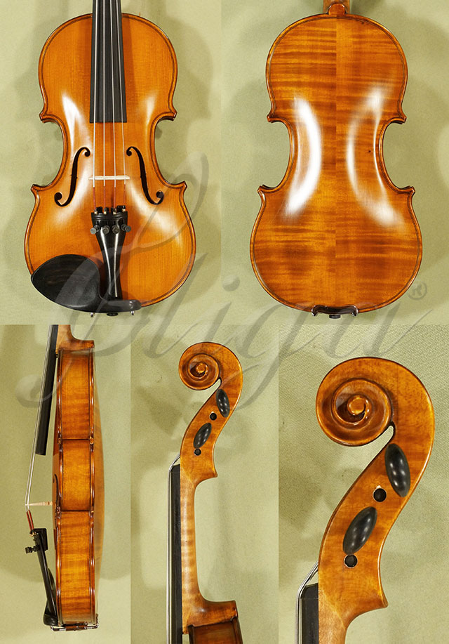 "Antiqued 11"" Student 'GEMS 2' Viola"