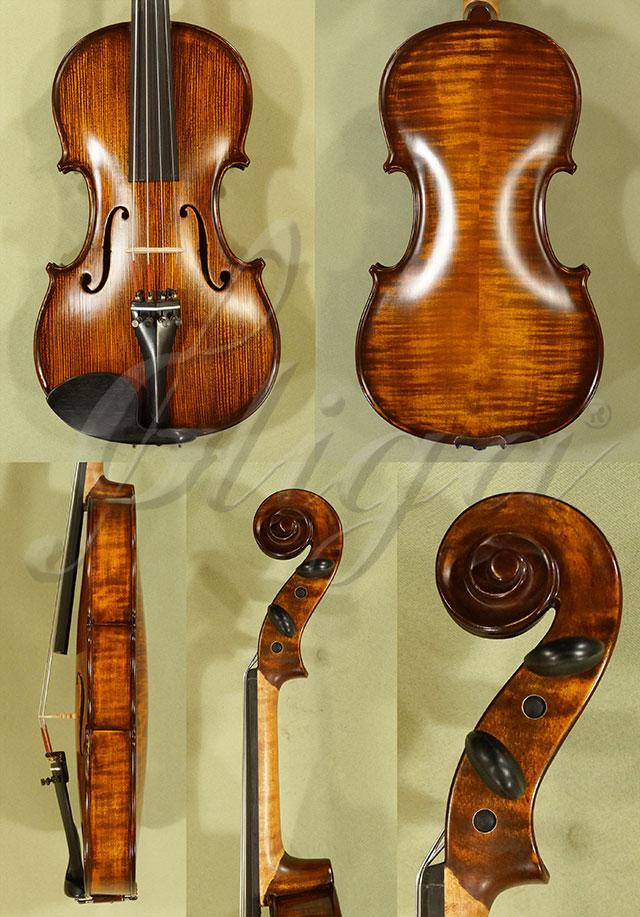 """Stained Antiqued 14"""" Student 'GEMS 2' Viola"""