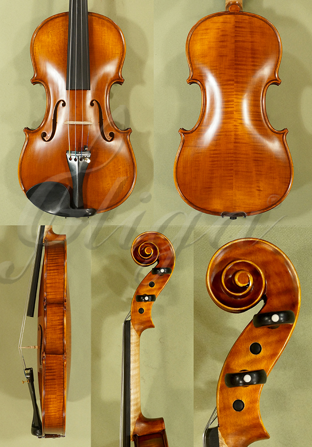 4/4 Gama Advanced Level Handmade Violin Code C7939V