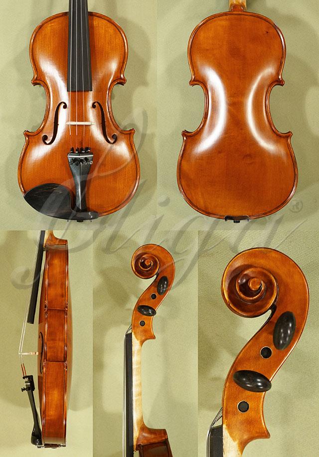 Antiqued 4/4 Student 'GEMS 2' One Piece Back Violin