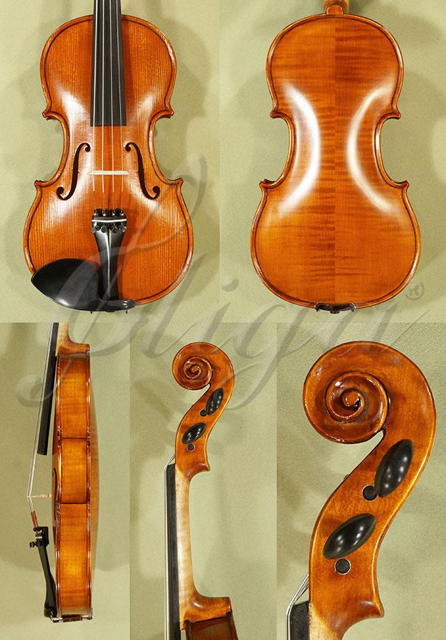 "Antiqued 12"" ADVANCED Student 'GEMS 2' Viola"