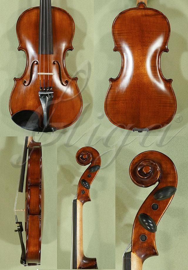 Antiqued 3/4 School 'GENIAL 1-Oil' Violin