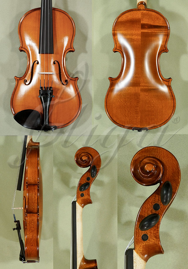 Antiqued 3/4 School 'GENIAL 1-Oil' Violin