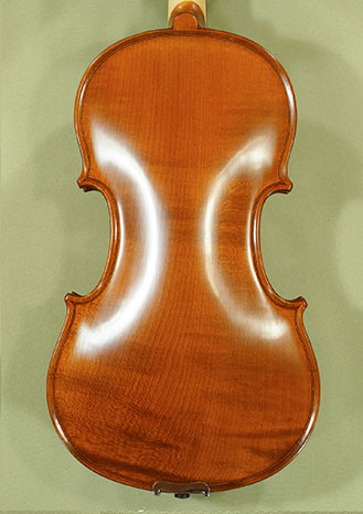 Antiqued 4/4 School 'GENIAL 1-Oil' One Piece Back Violin on sale