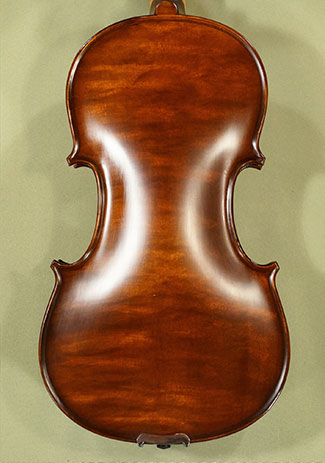 Stained Antiqued 4/4 WORKSHOP \'GEMS 1\' One Piece Back Violin  on sale