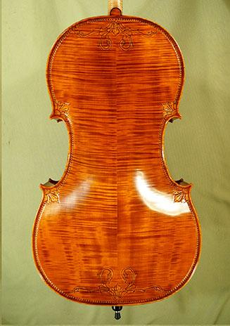 4/4 MAESTRO VASILE GLIGA Scroll Cello on sale