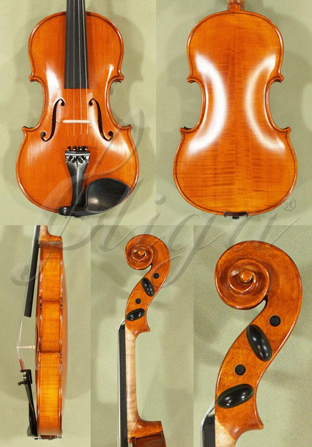 Antiqued 4/4 Student 'GEMS 2' Left Handed Violin 'Guarneri'
