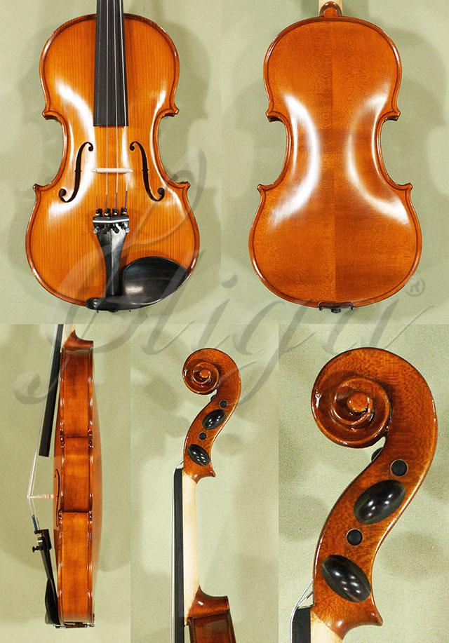 4/4 School 'GENIAL 1-Oil' Left Handed Violin