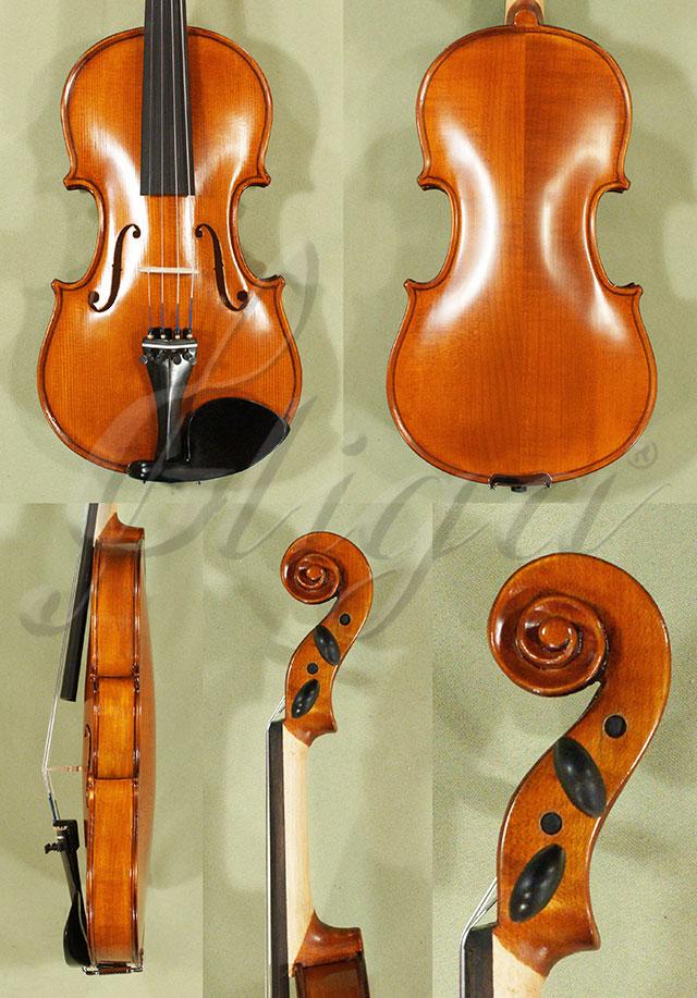 1/2 School 'GENIAL 1-Oil' Left Handed Violin