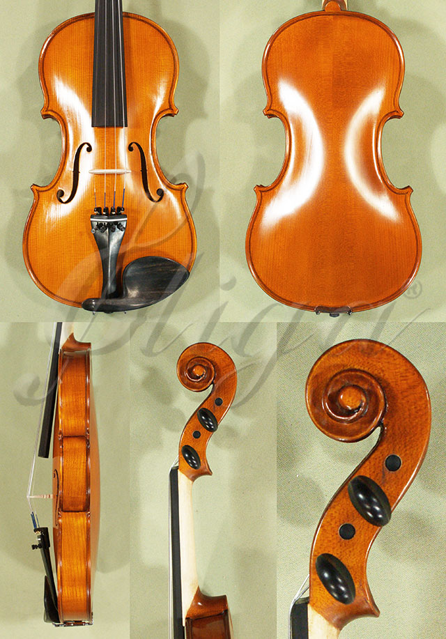 4/4 School 'GENIAL 1-Oil' Left Handed Violin