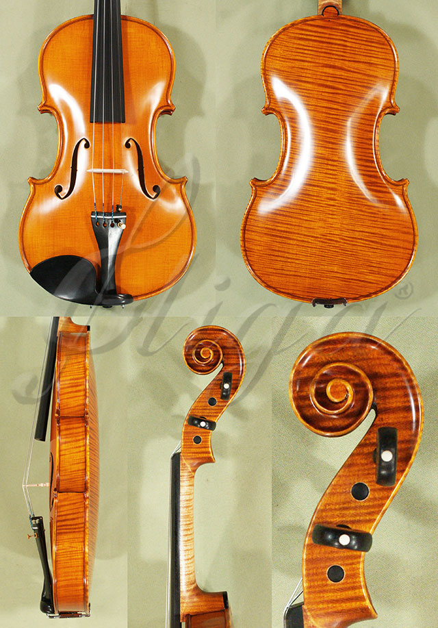 4/4 Gliga Maestro Violin Code C8136 - Guarneri Pattern