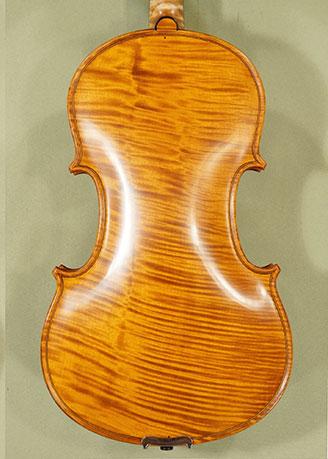4/4 MAESTRO VASILE GLIGA One Piece Back Violin \'Guarneri\' on sale