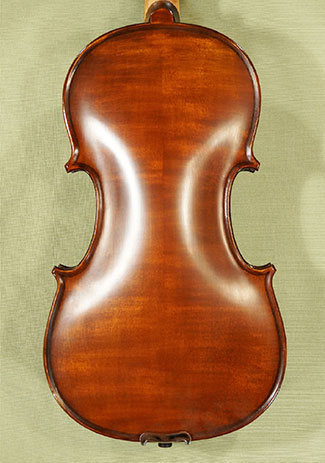Stained Antiqued 4/4 School \'GENIAL 1-Oil\' Violin on sale