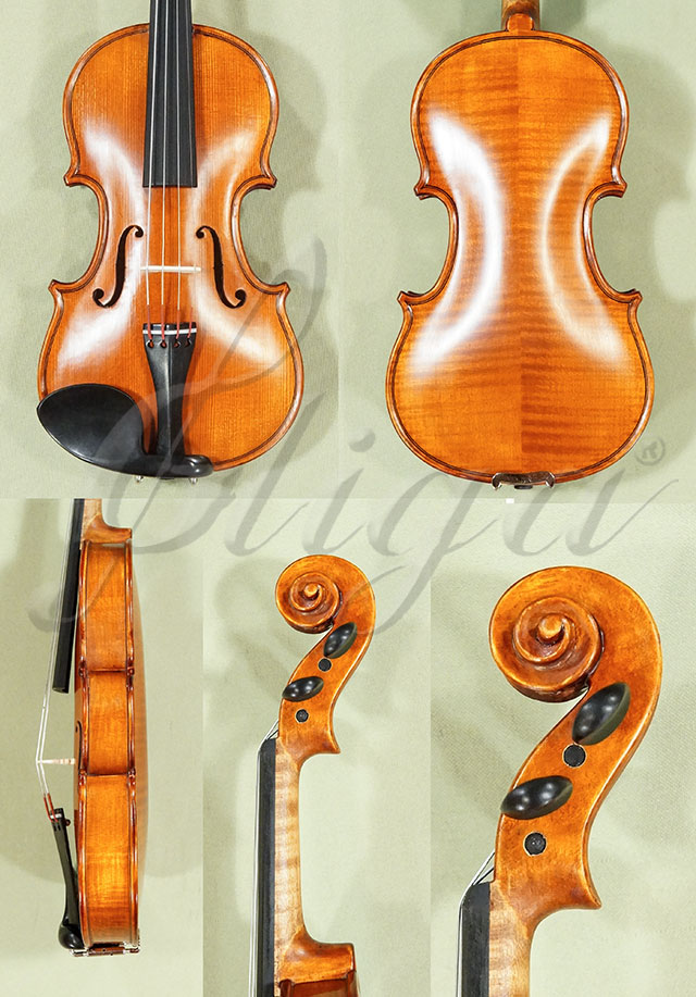 Antiqued 1/10 Student 'GEMS 2' Violin