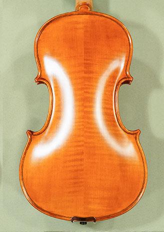Antiqued 4/4 Student \'GEMS 2\' Left Handed Violin \'Guarneri\' on sale