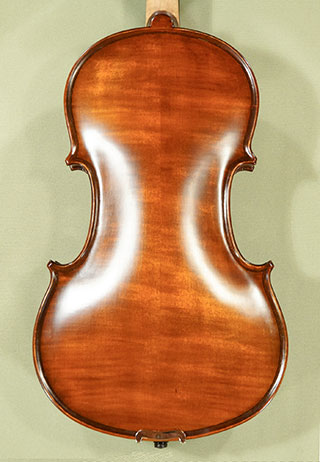 Stained Antiqued 4/4 WORKSHOP 'GEMS 1' Violin 'Guarneri' on sale