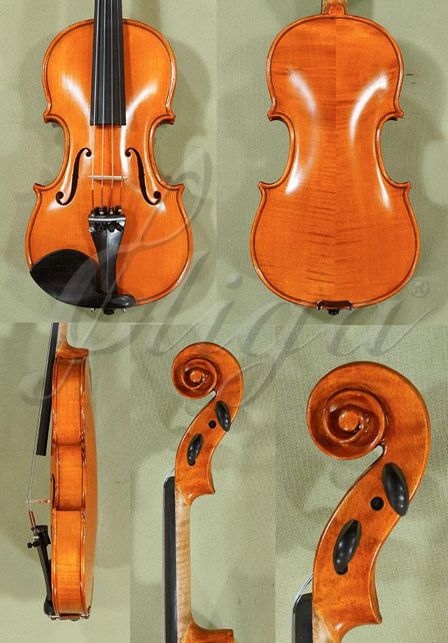 1/4 Gems 2 Intermediate Level Student Violin -Antique Finish - Code C8274V