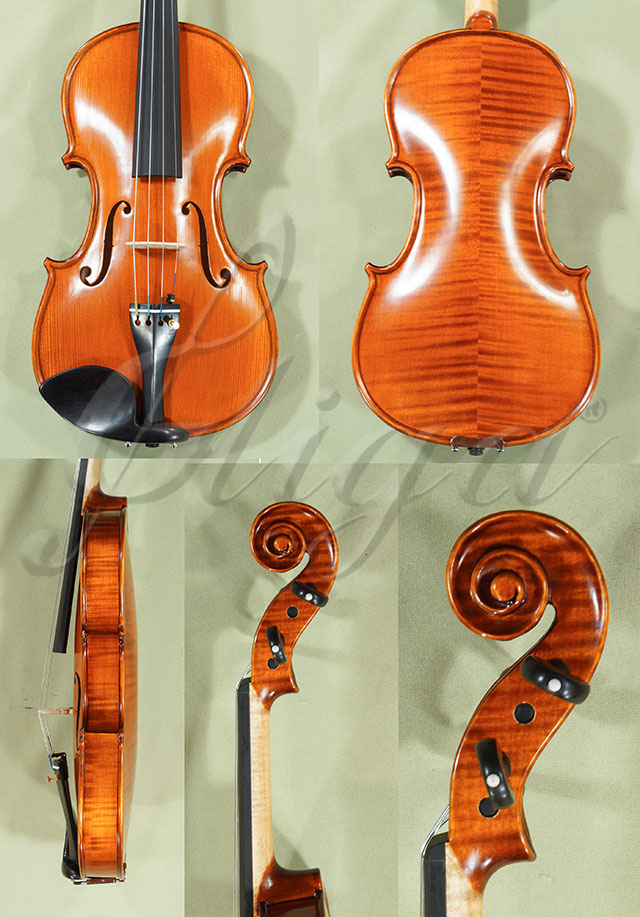 4/4 Gliga Gama Advanced Handmade Violin - Code C8334V