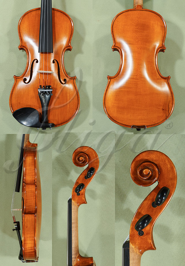 Antiqued 4/4 Student 'GEMS 2' One Piece Back Violin