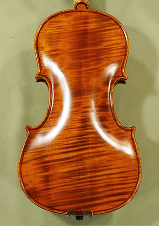 Antiqued 4/4 MAESTRO GLIGA One Piece Back Violin on sale