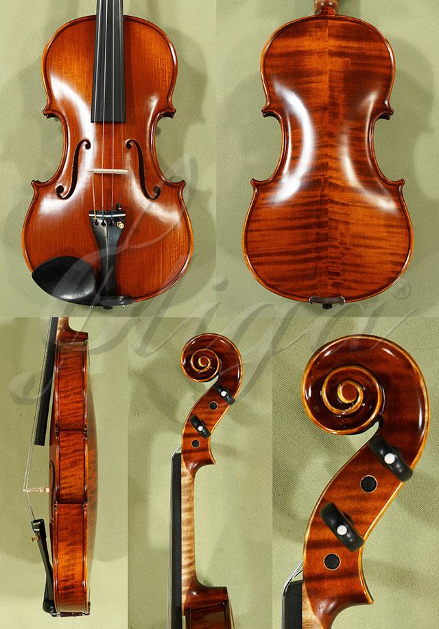 4/4 Gama Advanced Handmade Violin - Antique Finish - Code C8546V