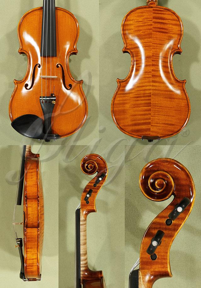 1/2 Gama Elite Handmade Violin Code C8549V