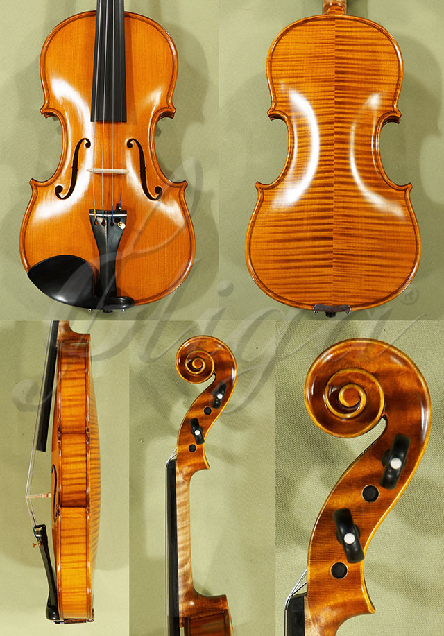 4/4 Gliga Gama Advanced Handmade Violin - Code C8554V
