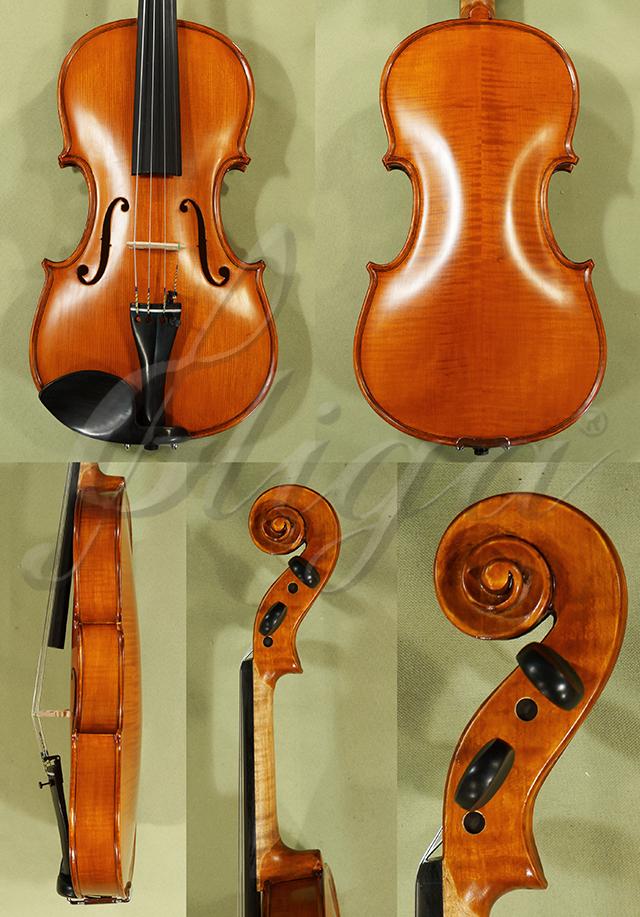4/4 Gems 1 Advanced Level Violin Code C8556V - Antique Finish