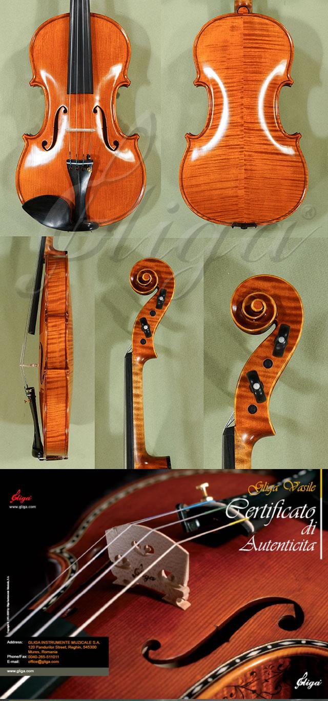 4/4 MAESTRO VASILE GLIGA Violin 'Guarneri'